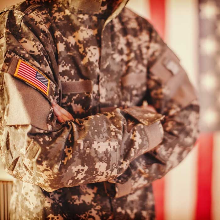 Hiring military veterans can provide an advantage for businesses.