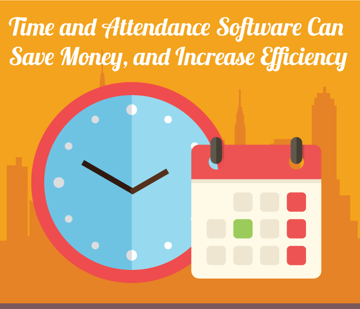 Time and attendance software can save money