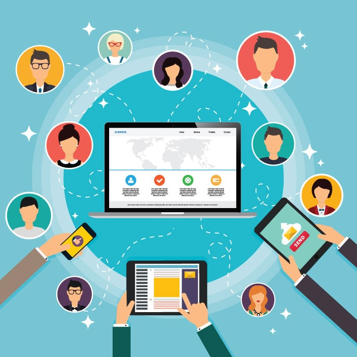 HR software helps collaboration