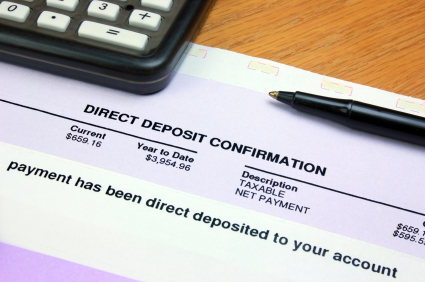 Benefits of Direct Deposit to Employers and Employees