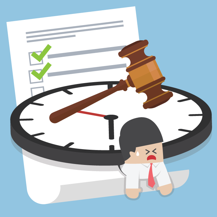 New overtime rules checklist