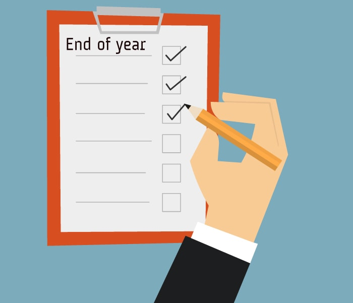 Image result for end of the year checklist