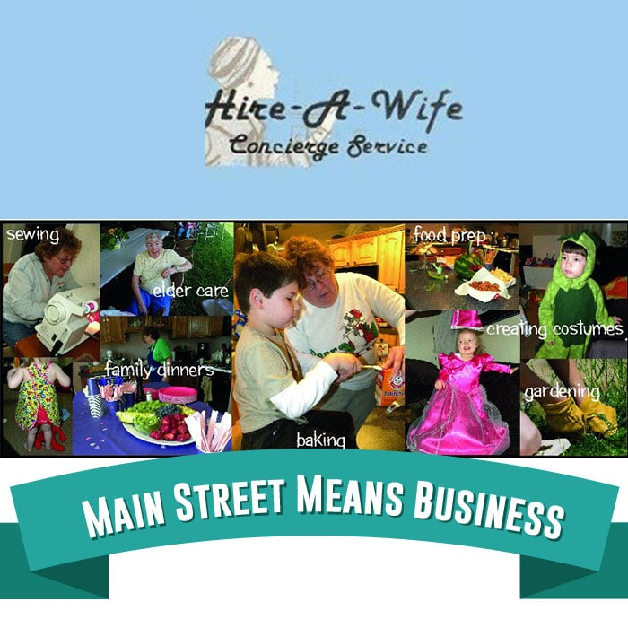 Paychex celebrates Hire-a-Wife from Chesterfield, Michigan, for Small Business Week