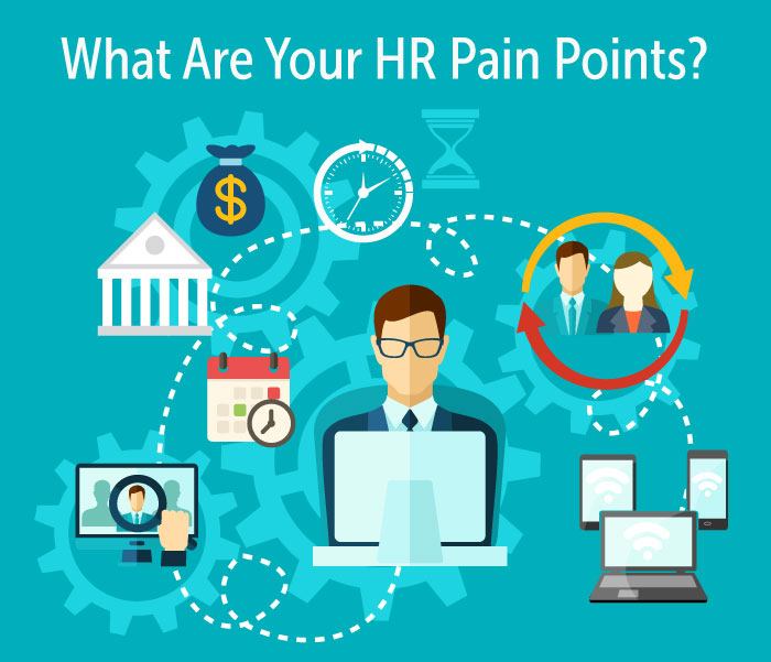 """What Ails You? HR professionals name their """"pain points"""""""