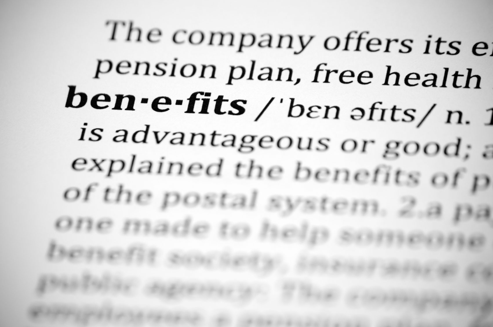 the importance of employee benefits  employee benefits
