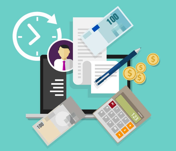 Integrating time and attendance with payroll