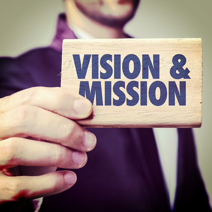 company mission and vision