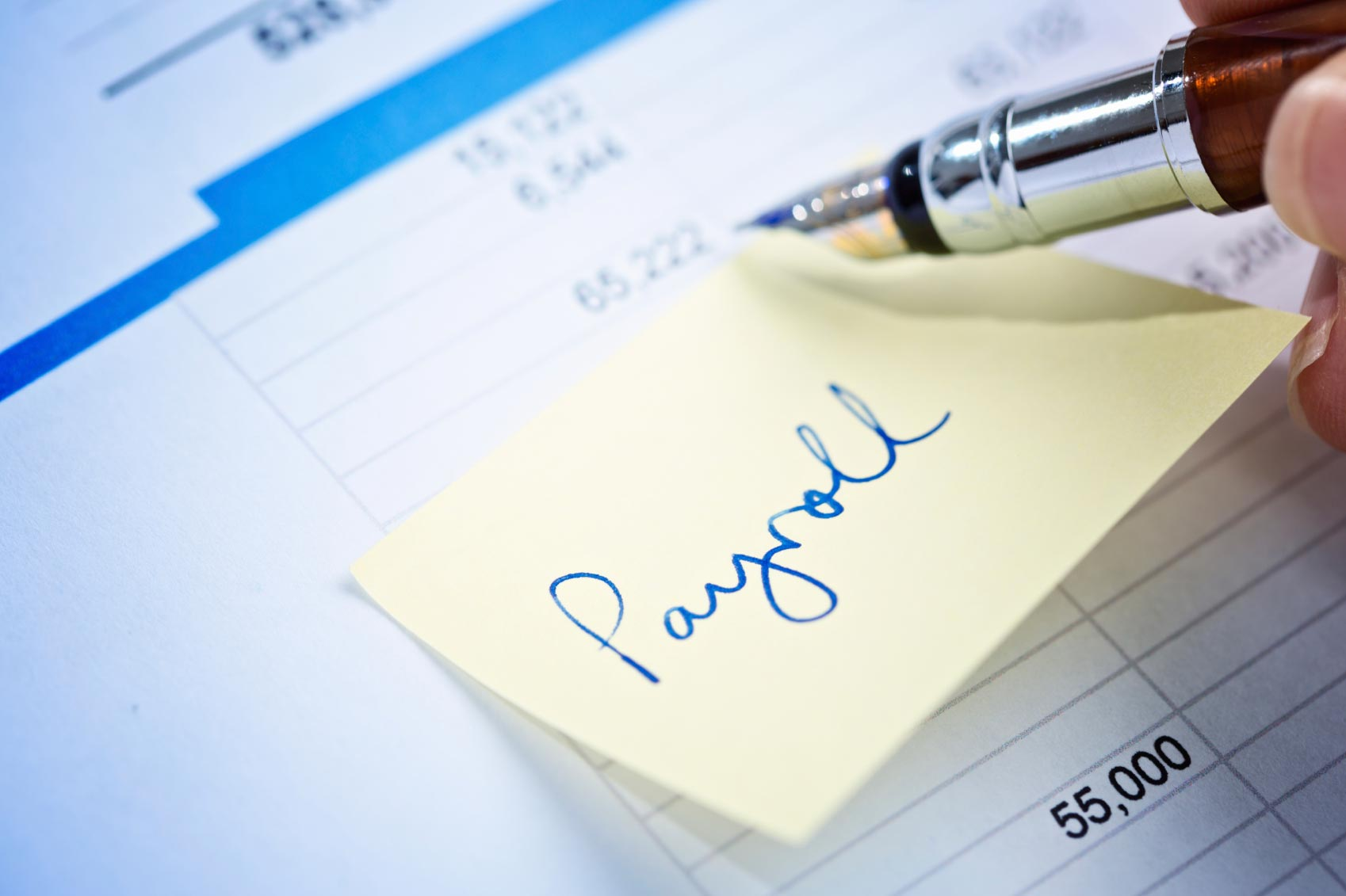 the ultimate guide to running payroll paychex