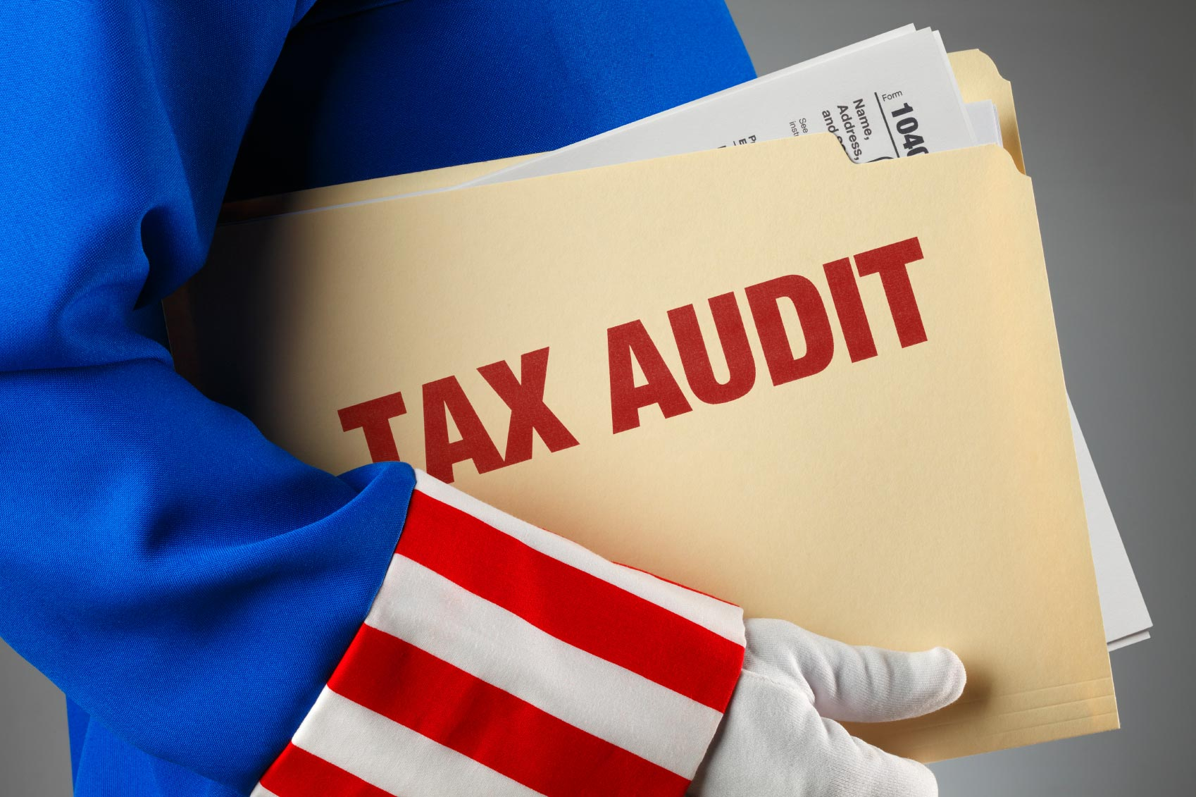 how to survive an irs tax audit