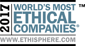 2016 World's Most Ethical Companies'