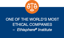 One of the World's Most Ethical Companies – Ethisphere Institute
