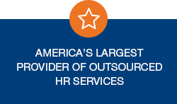 America's Largest Provider of Outsourced HR Services