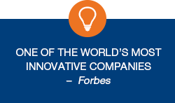 One of the World's Most Innovative Companies – Forbes