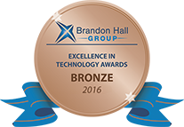 Brandon Hall Bronze 2016
