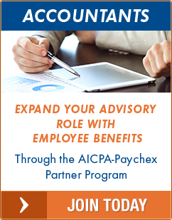 Accountants, want to consult on HR? With the AICPA-Paychex Partner Program, you can!