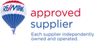 RE/MAX approved Supplier