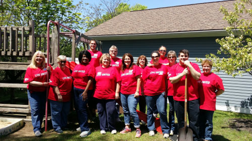 Paychex day of caring employees