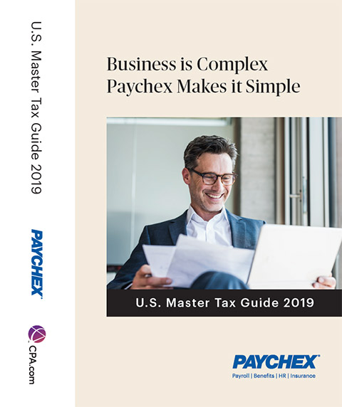 Accounting Publications Guides For Cpas Professionals Paychex