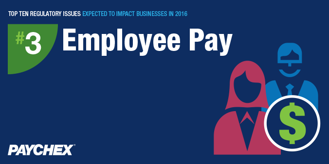 Regulatory issues - Employee Pay - paychex