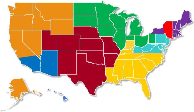 mapa de mayoristas