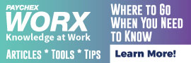 WORX Where to go when you need to know