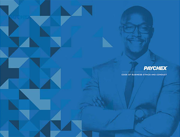 Paychex code of ethics brochure