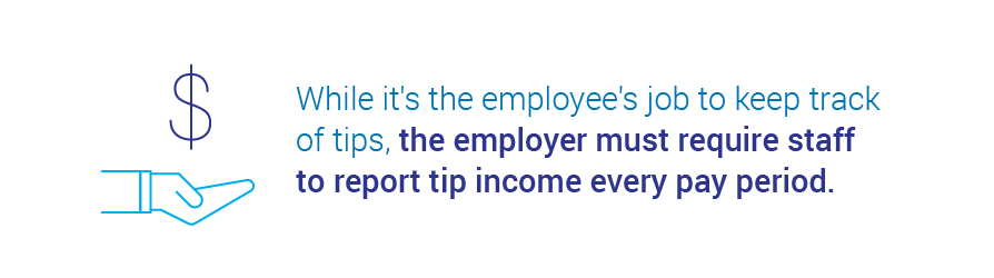 report tip income