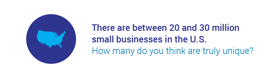 small businesses in the U.S.