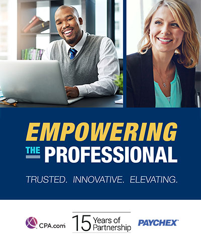 Paychex is empowering the professional