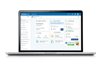 Integrate payroll and insurance through Paychex Flex