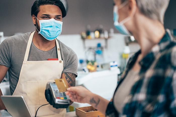 Cómo hacer una compra durante la pandemia del covid-19