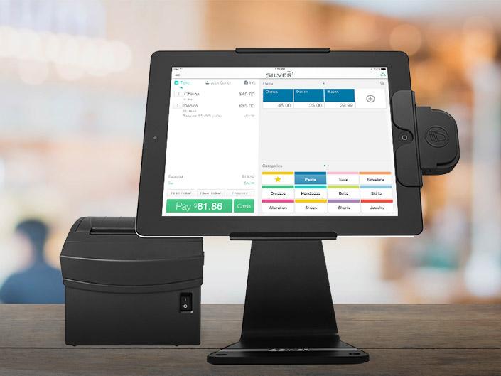 Sistemas punto de venta (POS) por medio de un iPad