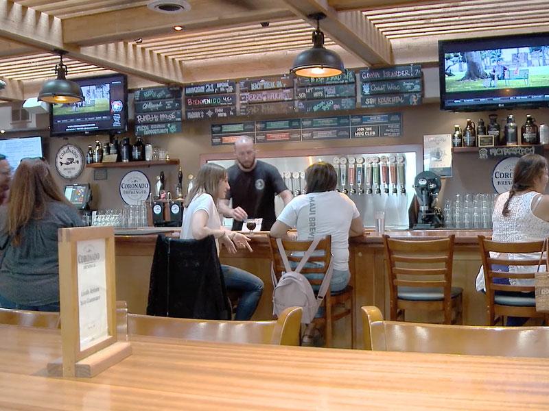 Testimonio de Coronado Brewing Company