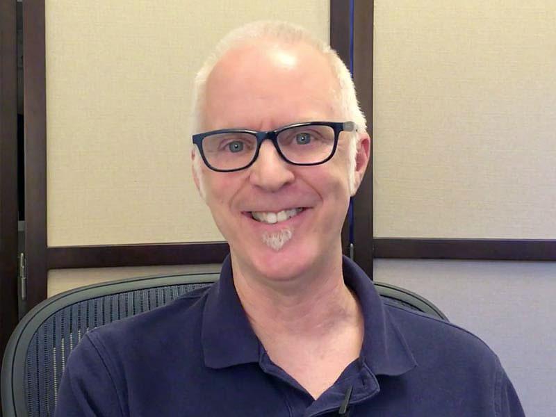 Jonathan Kirkendall, terapeuta profesional que utilizó Paychex