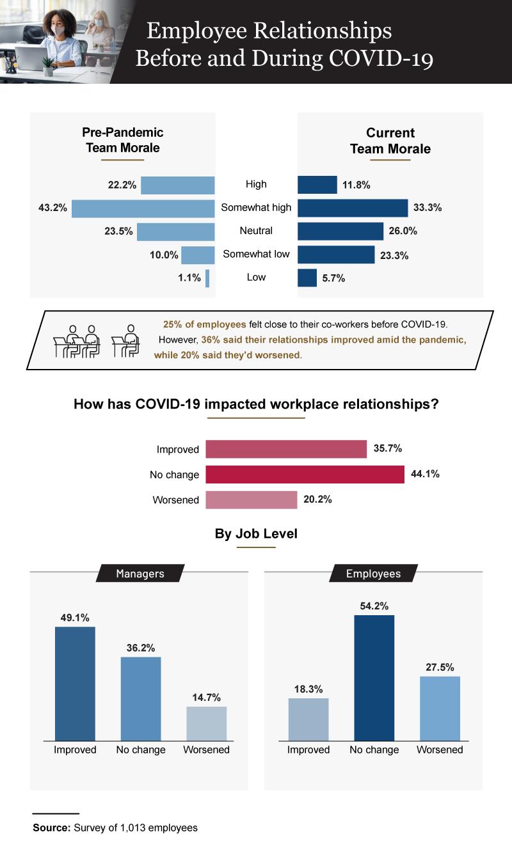 employee relationships infographic