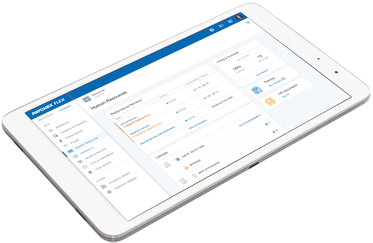 HR Services | Paychex