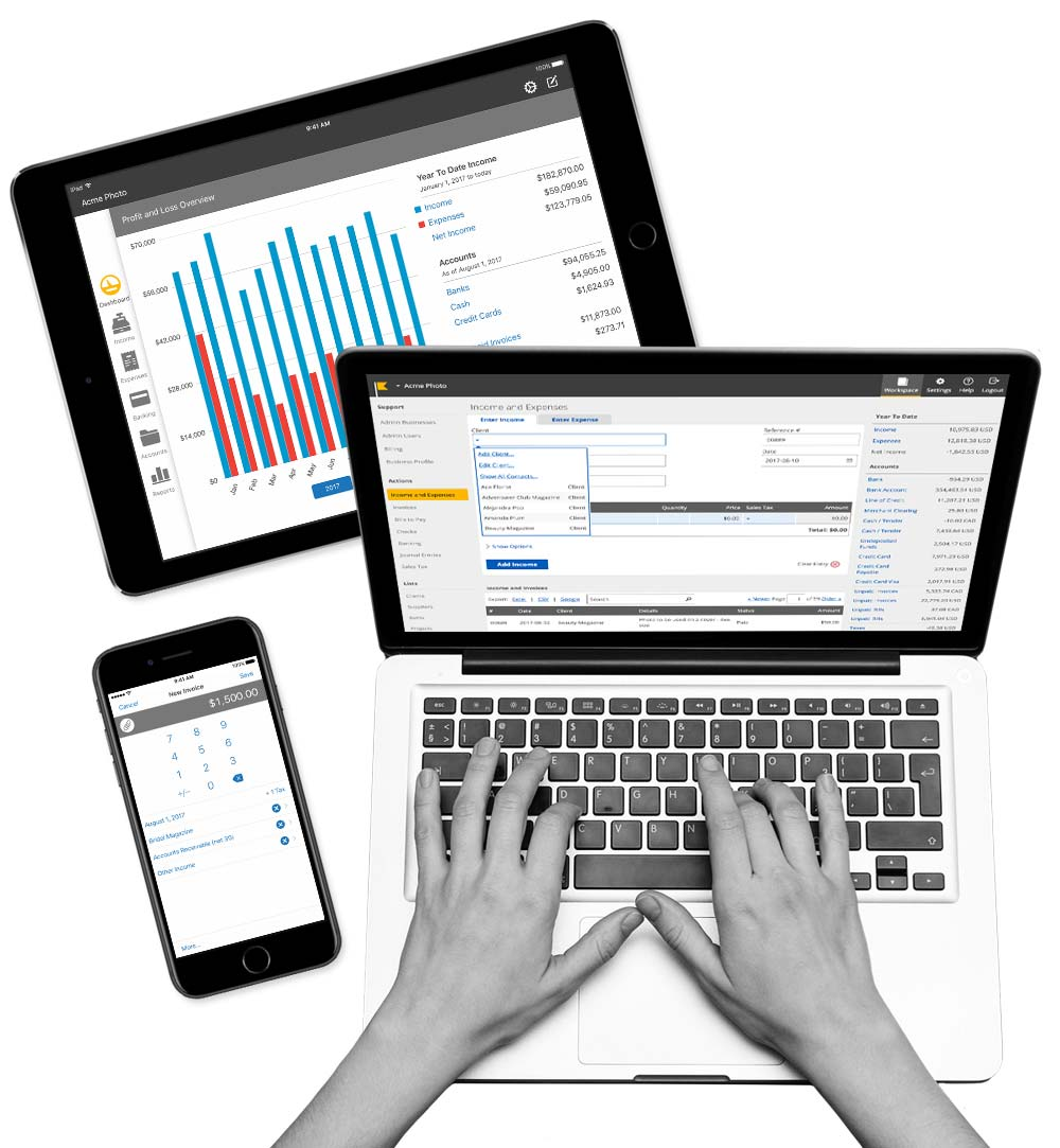 Online Accounting