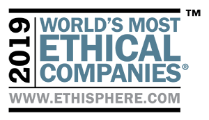 2019 World's Most Ethical Companies award winner