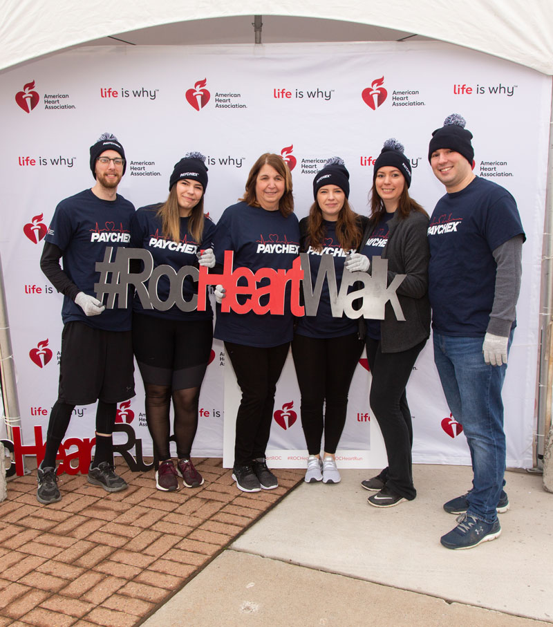Paychex Heartwalk