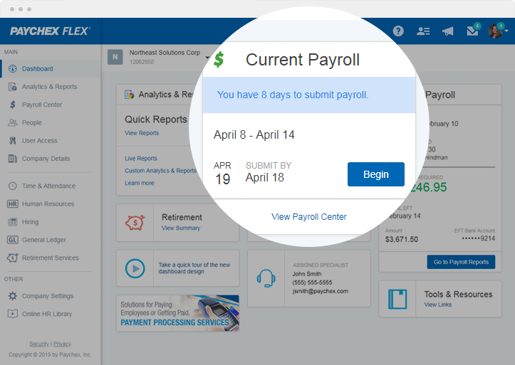 Enterprise Payroll Services for 50-1000+ Employees | Paychex