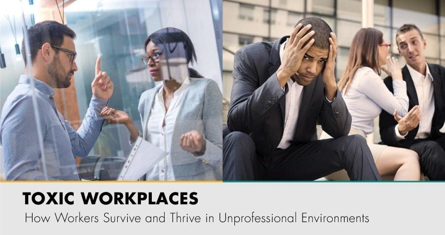 toxic environment in the workplace