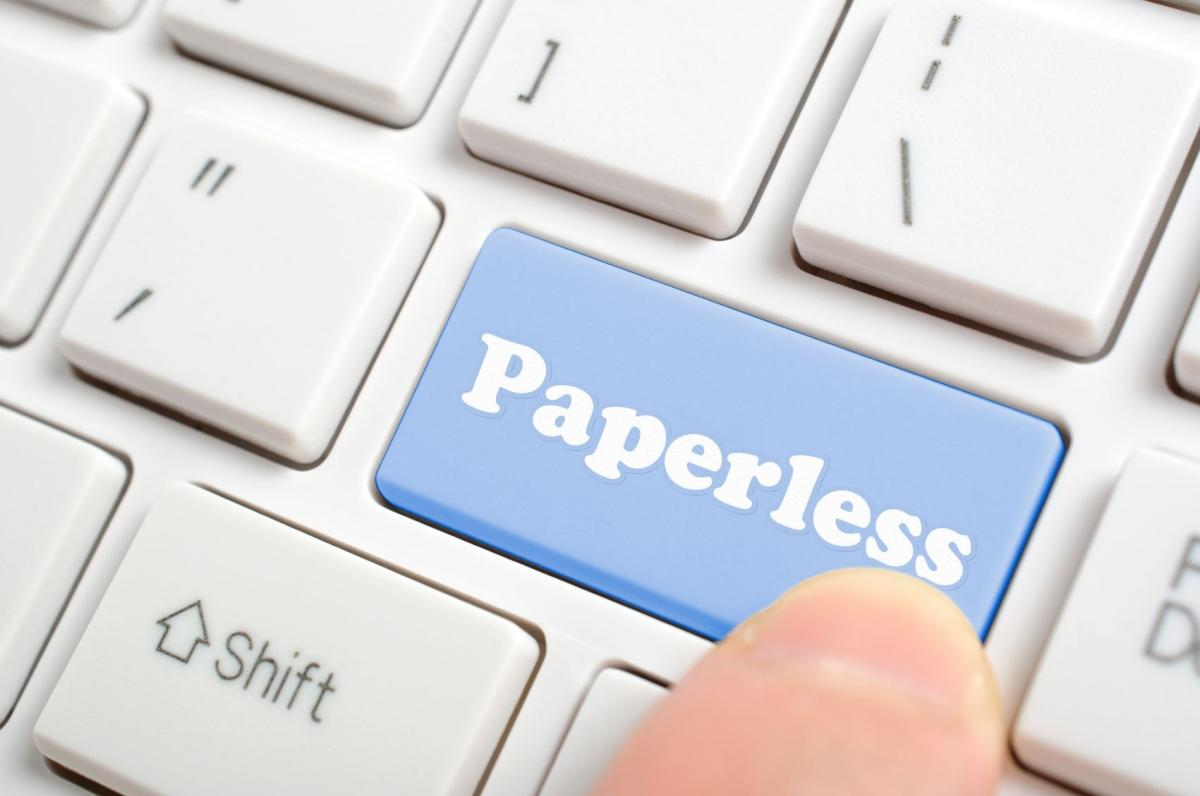 paperless business benefits