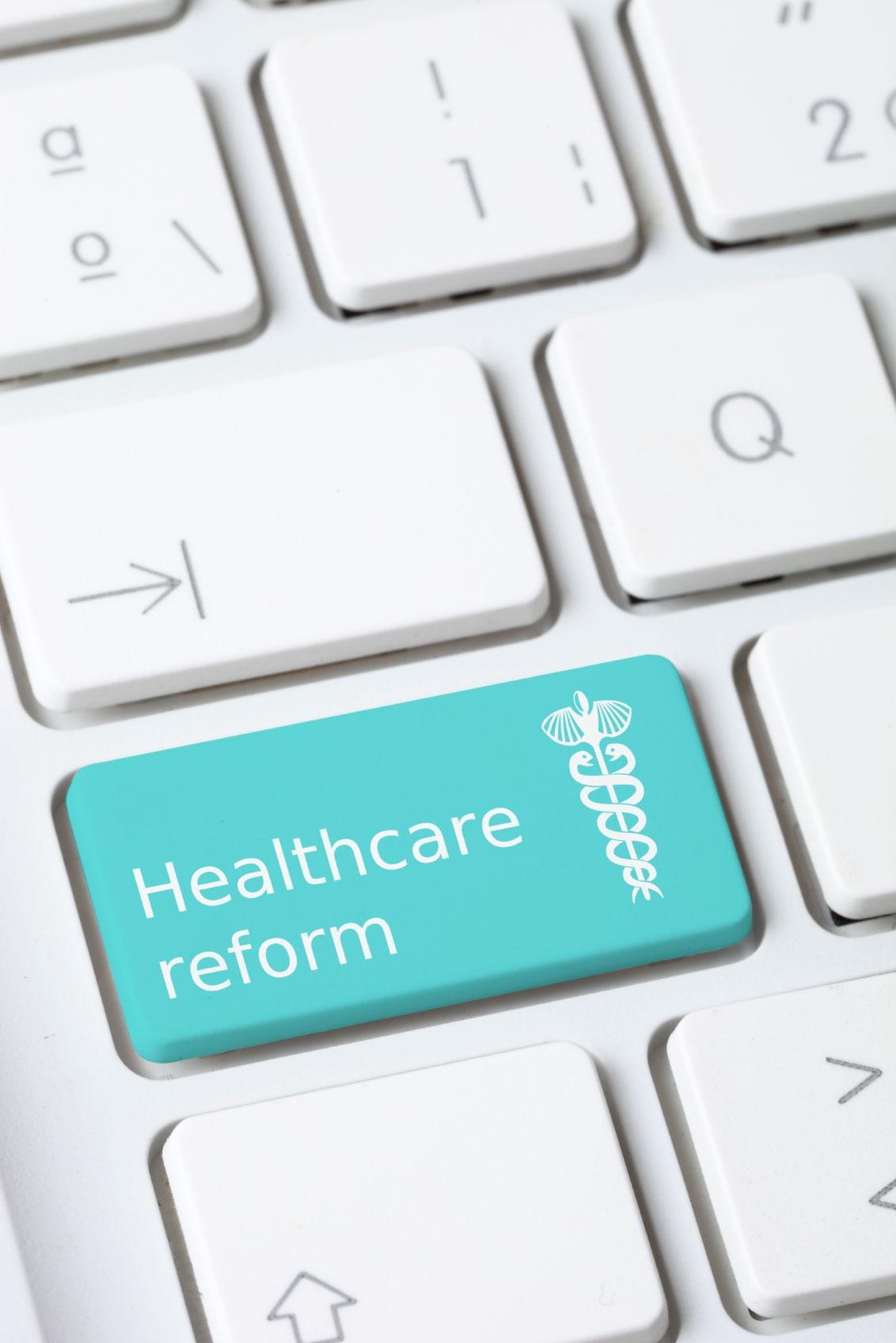 health care reform and small business