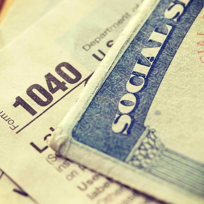 The Social Security Administration increased the Social Security tax rate for 2017.
