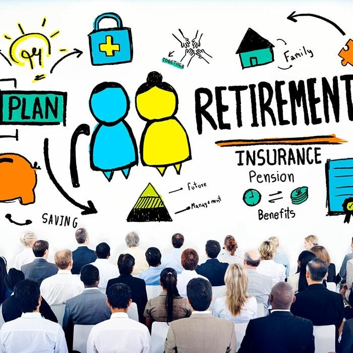 state-sponsored and employer-sponsored retirement plans