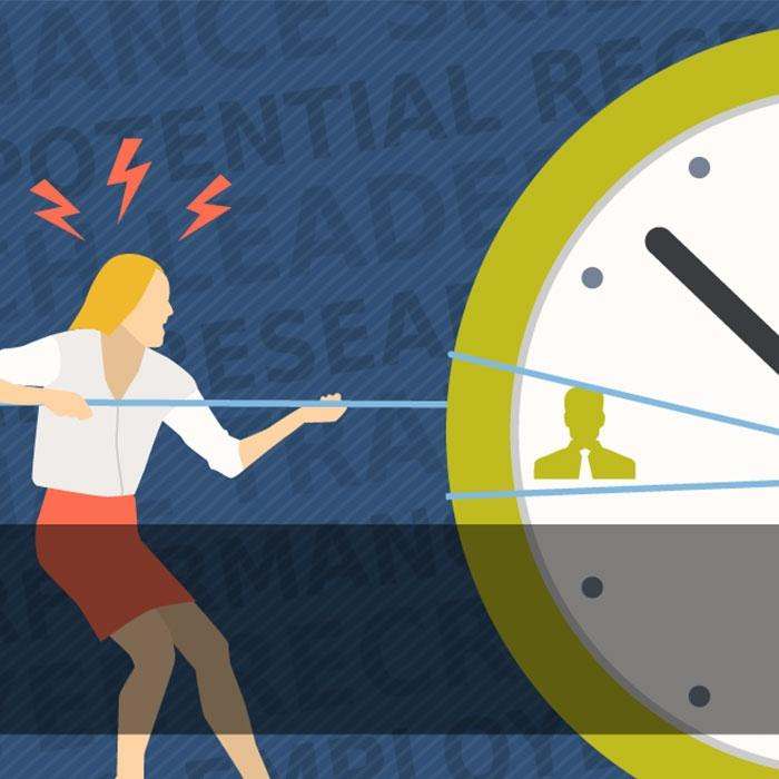 Success Takes More Time and Talent, Say HR Professionals