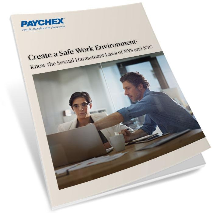 Guide about creating a safe work environment