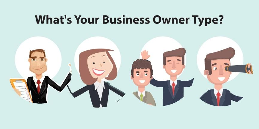 what type of business owner are you