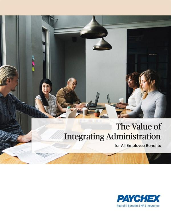 integrating administration for benefits