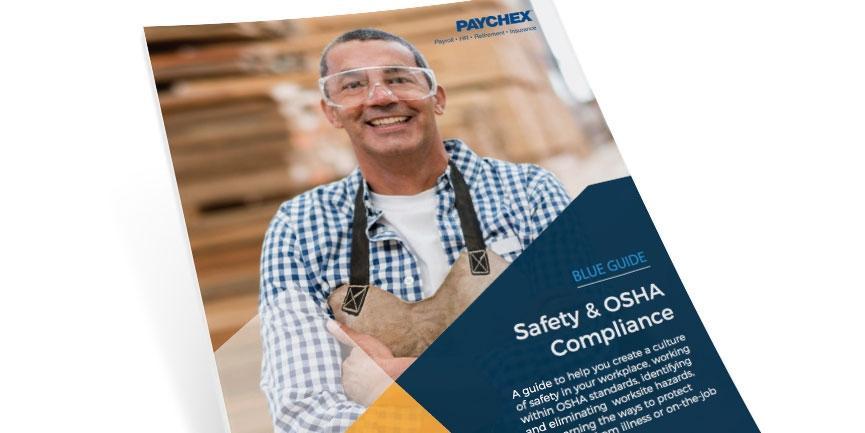 La seguridad en el lugar de trabajo es su obligación legal